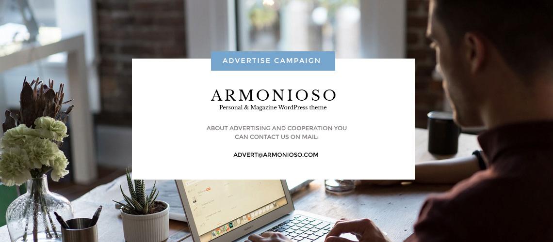 Arm-advert